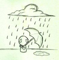 Day 96: In the Storm by techn0vert