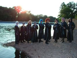 Org XIII: By the Water by Kingdom-Cosplay-Pro
