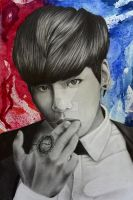 Jonghyun. by BlueBerry-is-cute