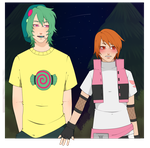 Hold My Hand by Suiton-kun
