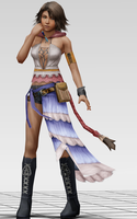 FFX-2 Yuna DOWNLOAD by Kohaku-Ume