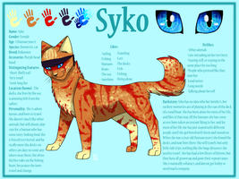Syko reff by cinface