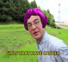 Girls With Cancer by LordGojira