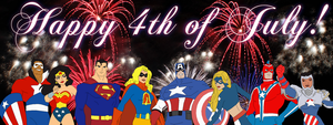 Happy 4th of July! by SelenaEde