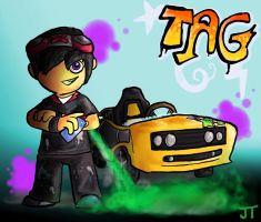 ModNation Racers: Tag by Jacktoon