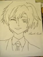 Tamaki Suoh by AlienBabe44