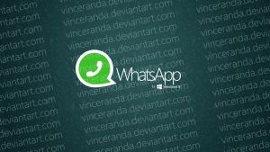 WhatsApp for Windows 8 Concept is coming...but.... by metrovinz