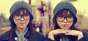 :: Twins :: by AriefX3