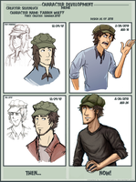 Character Development Meme - Farren by sevenluck