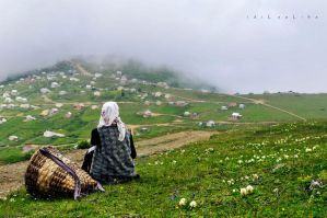 Trabzon - Resting by Clouds by idilsalihakuntuz