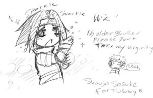 Sasukes bad trip in fandom 2 by sw