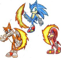 Team Sonic SB Style by Tailic