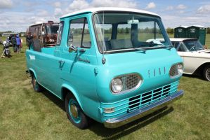 A Rare Econoline by KyleAndTheClassics