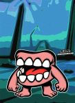Teeth from Gravity Falls! by CreedStonegate
