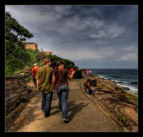 The Coogee Crawl by Sun-Seeker