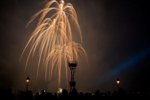 Epcot Illuminations Stock 46 by AreteStock