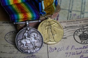 World War I Medals II by karla-chan
