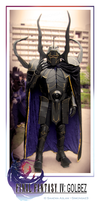 Cosplay: Golbez by simonsaz3