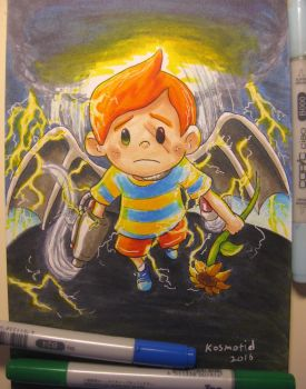 Who am I?  - Mother 3 by Kosmotiel