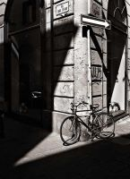 Via Santo Stefano by Treamus