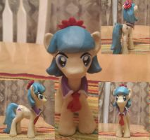 Coco Pommel Clay Sculpt by Conmankez