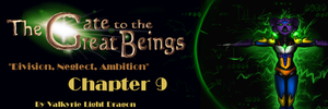 GTTGB - Division, Neglect, Ambition - Chapter 9 by JarODragon