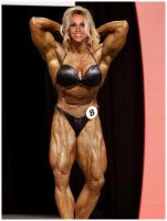 Britney spears ms olympia appearance by schizoshiva77