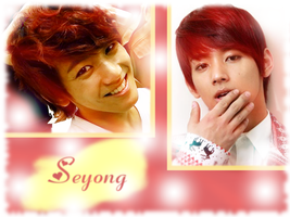 Seyong Wallpaper by XPurplexMasqueraderX
