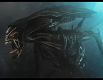 Alien Queen V.3 by synax444
