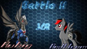 Pony Kombat New Blood 4 Round 1, Battle 11 by Macgrubor