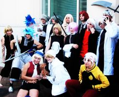The Soul Eater Group by Nikkali