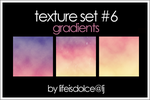 Textures o7 Pastel Gradients by lifeisdolce