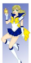 MM - Sailor Uranus by Sailor-Serenity