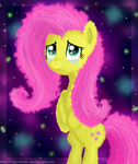 Crying Fluttershy by OgoRoman