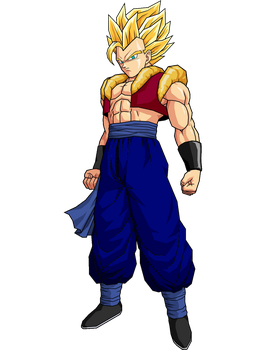 Gogetto SSJ by ansemporo002