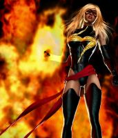 Ms Marvel 3 by Tachikoma-X
