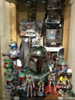 Boba Fett Collection 2014 - 3 by mMathab