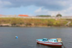 Tilt-Shift Cuba Waterfront by egypt-rai