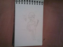 CHB drawing XD by witchguy24