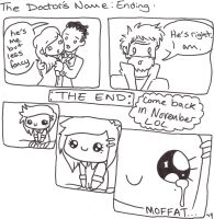 The doctors name: Ending by THEsquiddybum