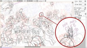 MLP FIM Global Image WIP_06 by alexmakovsky