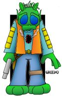 Lil' Greedo by 5chmee