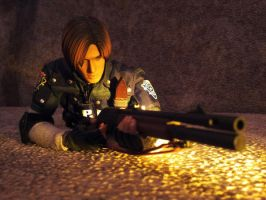 Leon Kennedy. Lost City phase 3 by Kit2000andAnna