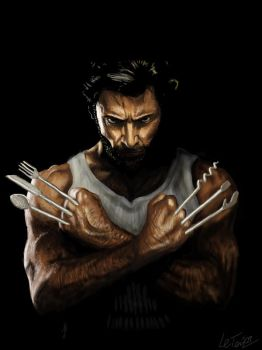 Wolverine - Swiss Army edition by Le-Tom