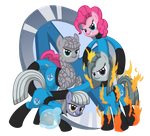 Pietastic Four! by template93