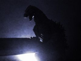 Appearance of Godzilla 1991 by Paul-Romero