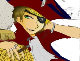 Pirate England WIP... by crystalice96