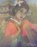 Real Disney - Mulan by Nikmarvel