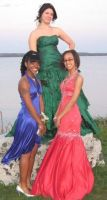 Senior Ball Pitures by Frenchielover4ever