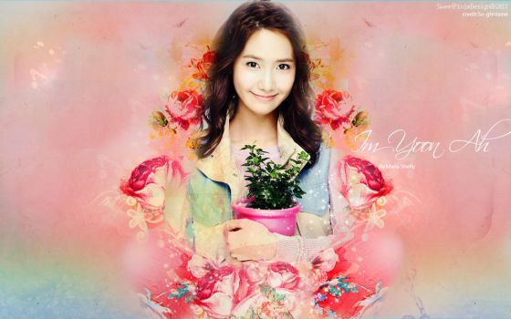 Yoona Love Rain by SweetiePixie